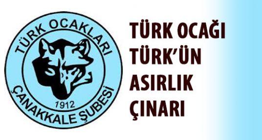 Türk Ocakları'ından Türk'lük Ve Milliyetçilik Tartışmasına Tepki