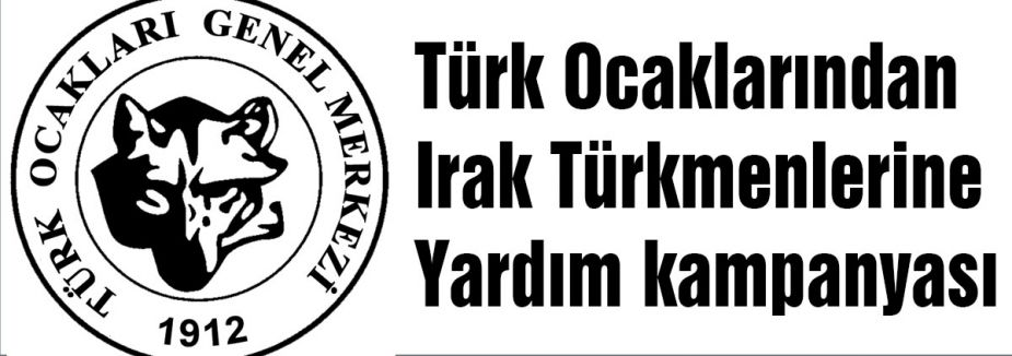 Türk Ocaklarından Türkmenlere Yardım