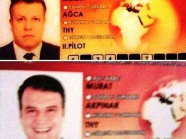 Türk Pilotlar Hakkında Gelişme...