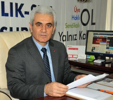Türk Sağlık-Sen 112'de taşeronlaşmaya tepki gösterdi