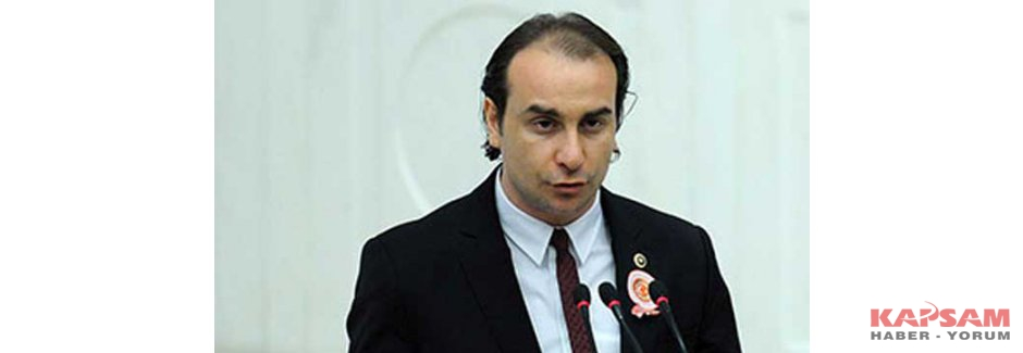 Türkeş, AK Parti'den istifa etti