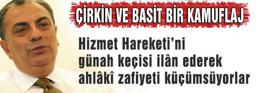 Türkeş: Mahkeme-i Kübra'da ne yapacaklar?