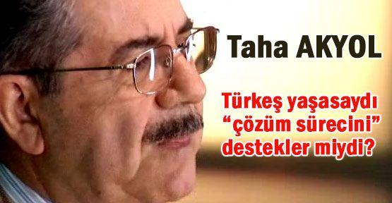 """Türkeş yaşasaydı """"çözüm sürecini"""" destekler miydi?"""