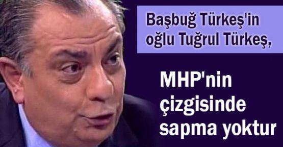 Türkeş:''Babamın Adını Ağzınıza Almayın''