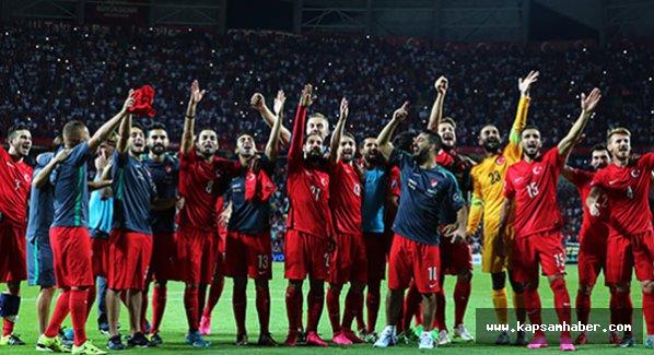 Türkiye 3. sıraya yükseldi