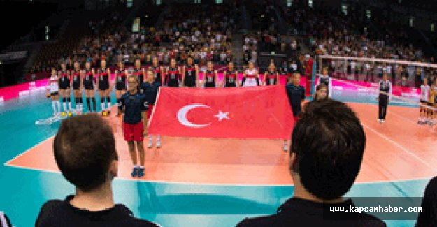 Türkiye Almanya'yı 3-2 mağlup etti