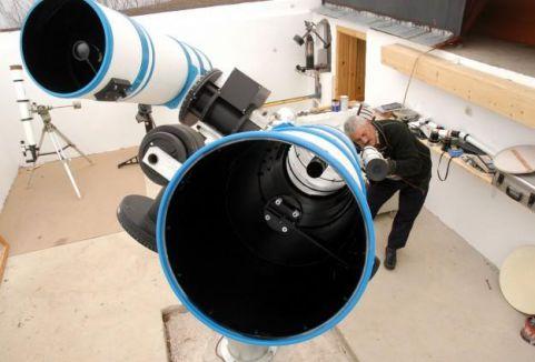 Türkiye, astronomide sınıf atlayacak...