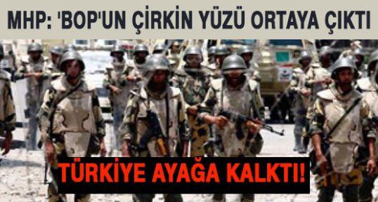 Türkiye Ayağa Kalktı!