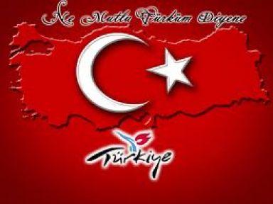 Türkiye Batmayacak..