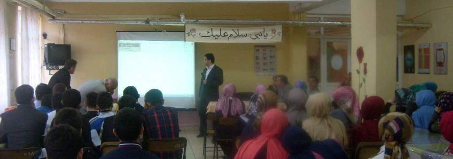 Türkiye Iraklı diplomatları eğitiyor...