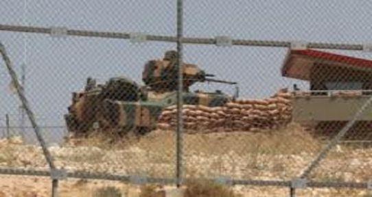 Türkiye-Suriye Sınırında Çatışma