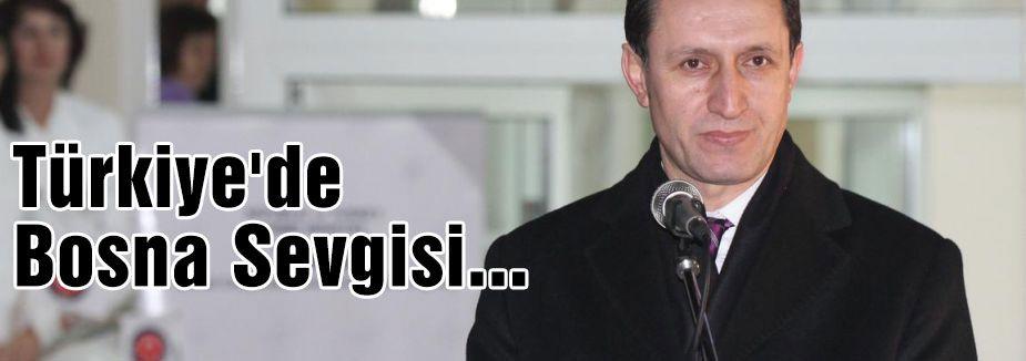 Türkiye'de Bosna Sevgisi...