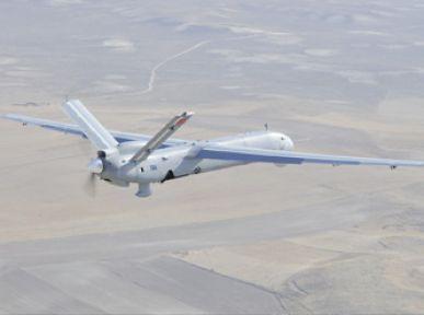 Türkiye'de İlk İnsansız Uçak Gökyüzünde...