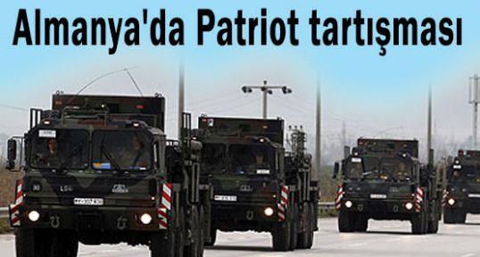 Türkiye'deki Alman Patriot'lar Geri mi Çekiliyor?