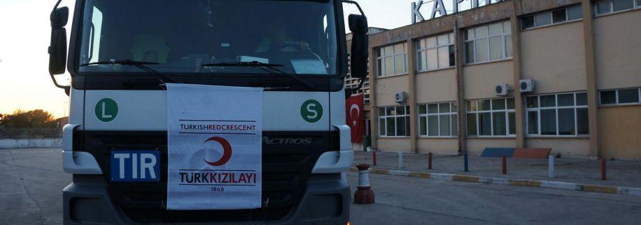 Türkiye'den Bosna'ya yardım eli...