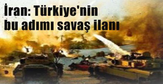 Türkiye'nin Bu Adımı Savaş İlanı