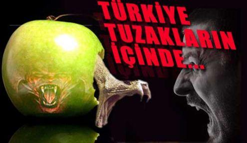 Türkiye'ye Kurulan Tuzaklar