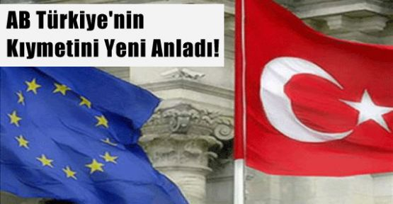 """""""Türkler gerçekten AB'ye girmek istiyorlarsa bizim üyeliğimizi alabilirler"""""""