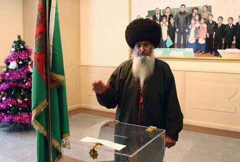 Türkmenistan'dan bedava arsa...