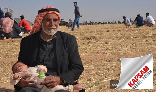 Türkmenler Türkiye'den acil yardım çağrısında bulundu