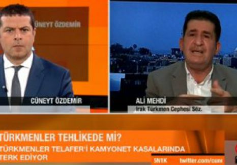 Türkmenlerin Lideri'den İsyan...