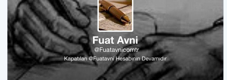 Twitter fenomeni Fuat Avni için soruşturma başlatıldı