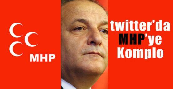 Twitter'da MHP'ye komplo !