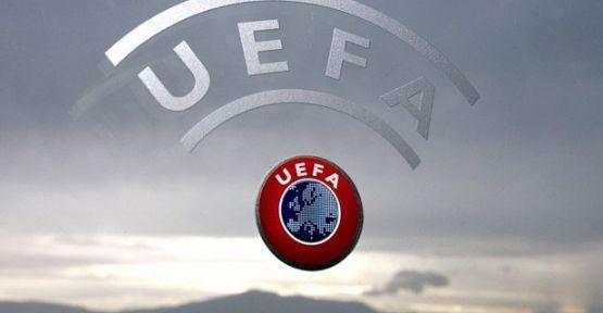 UEFA Kuraları Çekildi, Süpriz İsim...