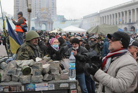 Ukrayna dünya gündeminde...