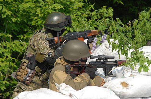 Ukrayna Rus yanlısı ayrılıkçılara operasyonu artırdı