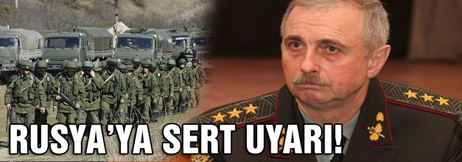Ukrayna Savunma Bakanı Koval tehdit etti