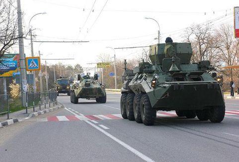 Ukrayna'da büyük gerginlik