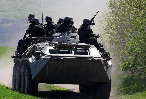 Ukrayna'da çatışmalar devam ediyor