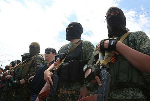 Ukrayna'da  Donetsk Havaalanı kapatıldı