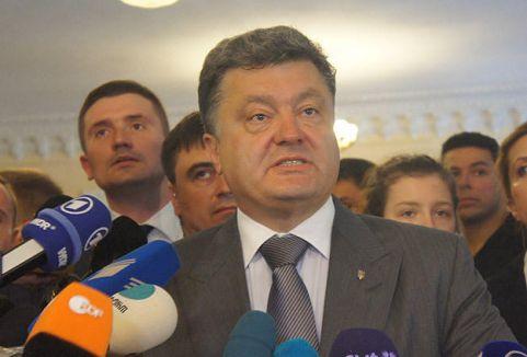 Ukrayna'da Poroşenko ilk sırada...