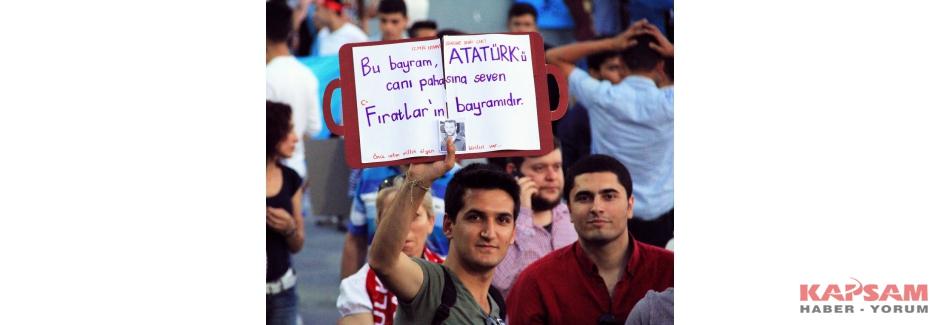 Ülkü Ocaklarının İzmir Yürüyüşü