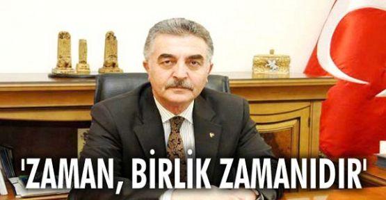 Ülkücüler, Türk Milletinin ve Türkiye Cumhuriyetinin Yok Edilmesine Asla İzin Vermeyecektir!