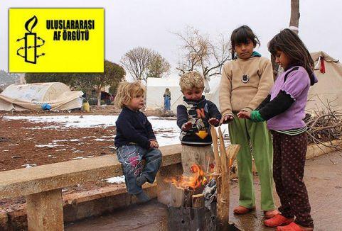 Uluslararası Af Örgütü'nden çağrı