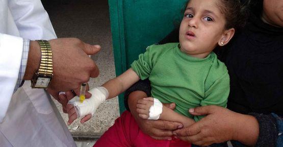 UNICEF ve DSÖ'den rekor aşı kampanyası...