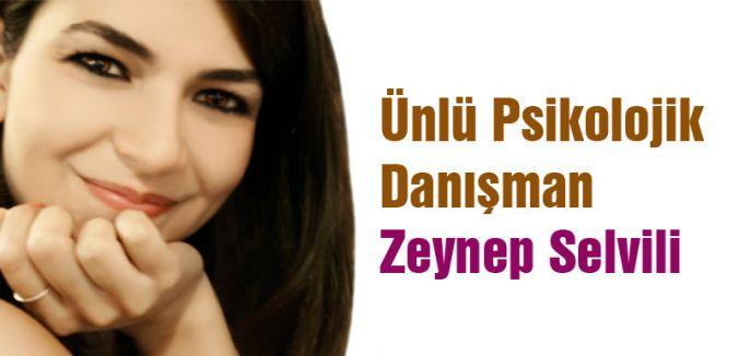 Ünlü Psikolojik Danışman Zeynep Selvili
