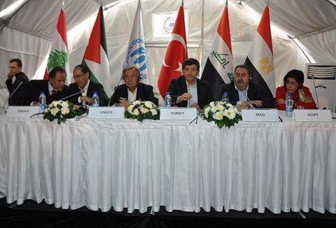 Ürdün'de Suriye toplantısı...