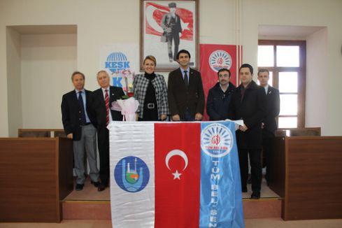 Urla Belediyesi'nden memurlarına yüzde 40 zam