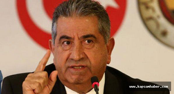 Uslu: Mehmet Ali Şahin bu işlere burnunu sokmasın