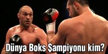 Dünya Ağır Siklet Boks Şampiyonu kim oldu?