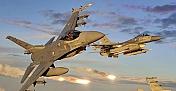 Türk Savaş Uçakları Metina'ya hava Harekatı Düzenledi
