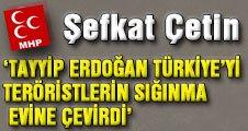 Türk dış politikası ABD ve IŞİD'e rehin bırakıldı