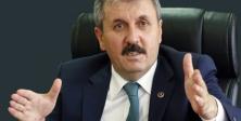 Destici'den Topçu'ya 'Fırıl fırıl dönenler' eleştirisi