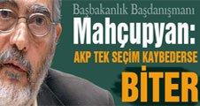 Mahçupyan: AKP'ye oy verenlerin yüzde 70'i yolsuzluk olduğuna inanıyor