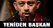 İstanbul Baro başkanı belli oldu