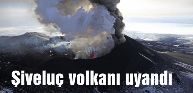 Uyanan volkanın külleri 7 kilometreye yükseldi